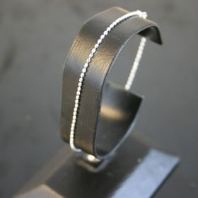 900585 Armband zilver Demi