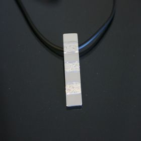 900981 Hanger zilver Holly
