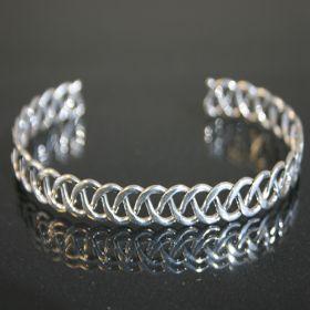 901575 Armband zilver Floor